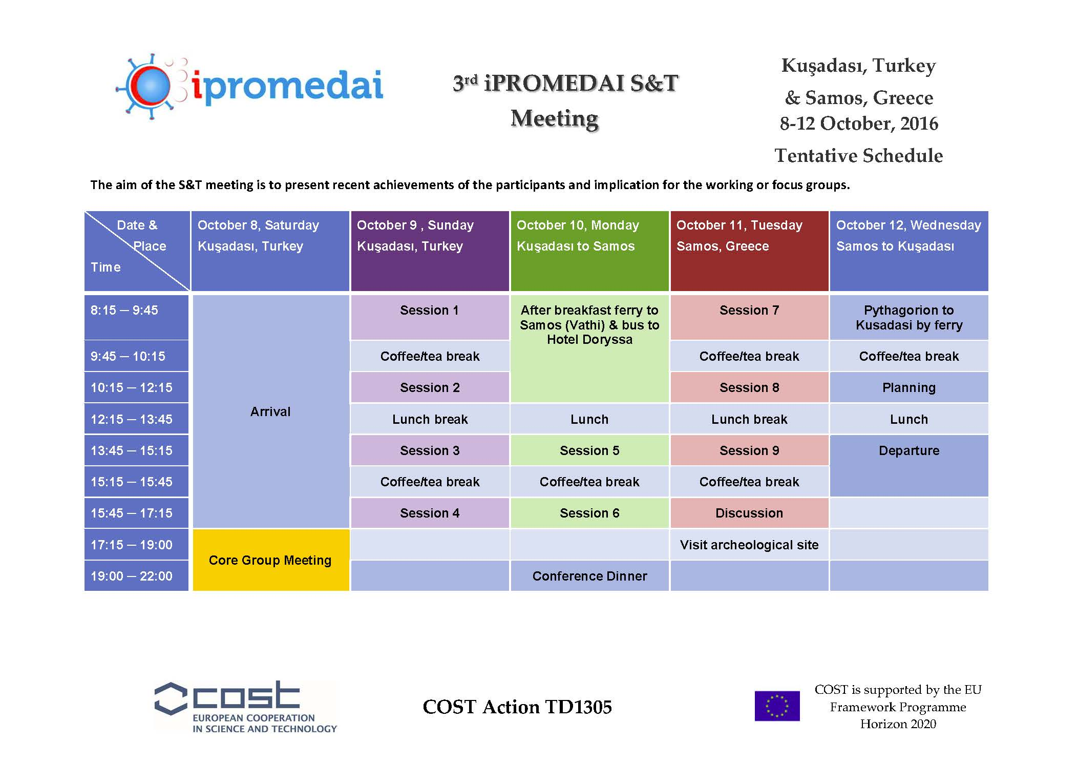 group meeting scheduler